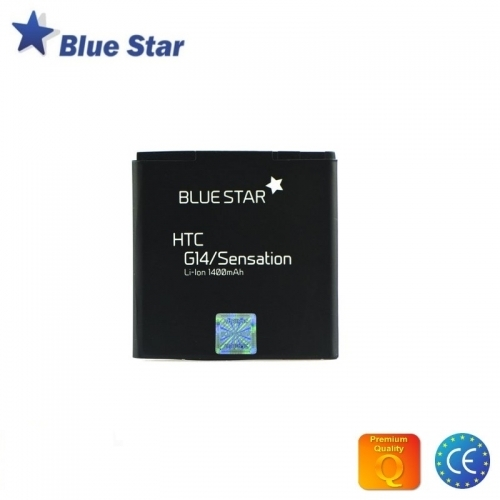 Bluestar Akumulators HTC G14 Sensation Li-Ion 1400 mAh Analogs BG58100 (BA S560)