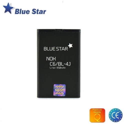 Bluestar Akumulators Nokia C6 Lumia 620 Li-Ion 950 mAh Analogs BL-4J