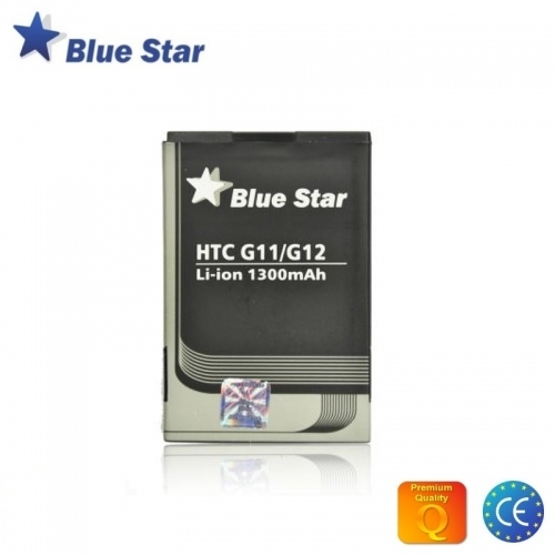 Bluestar Akumulators HTC Desire S Li-Ion 1300 mAh Analogs BA S530
