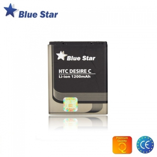 Bluestar Akumulators HTC Desire C A320E Li-Ion 1200 mAh Analogs BA S850