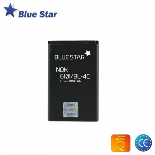 Bluestar Akumulators Nokia X2 6300 Li-Ion 1000 mAh Analogs BL-4C