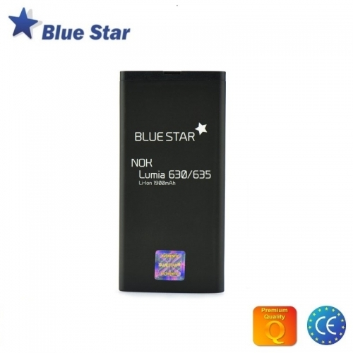 Bluestar Akumulators Nokia Lumia 630 635 Li-Ion 1900 mAh Analogs BL-5H