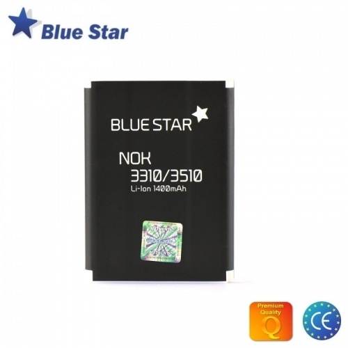 Bluestar Akumulators Nokia 3310 2260 3360 Li-Ion 1400 mAh Slim Analogs BMC-3