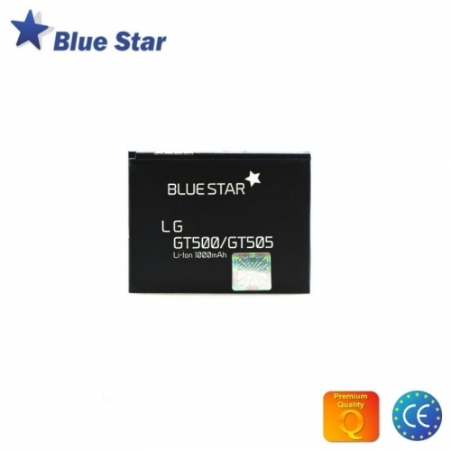 Bluestar Akumulators LG GT500 GC900 Li-Ion 1000 mAh Analogs LGIP-580N