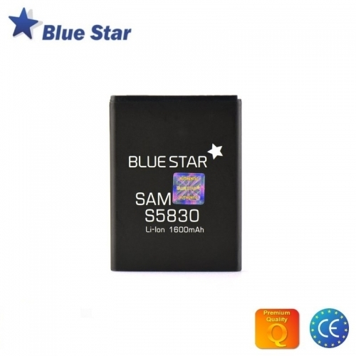 Bluestar Akumulators Samsung B3410 S5620 S3650 Li-Ion 1000 mAh Analogs AB463651BE
