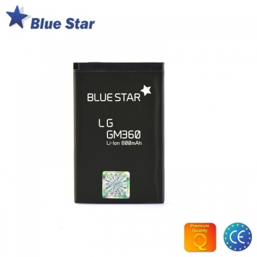 Bluestar Akumulators LG GS290 GM360 GW300L Li-Ion 800 mAh Analogs LGIP-430N