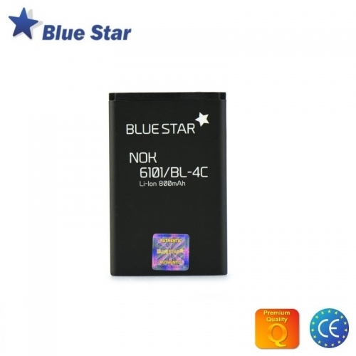 Bluestar Akumulators Nokia X2 6300 Li-Ion 800 mAh Analogs BL-4C