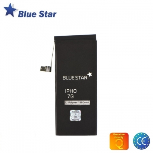 Bluestar Akumulators Apple iPhone 7 Li-Ion 1960 mAh Analogs 616-00256