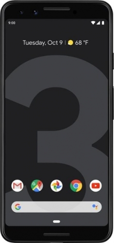 Google Pixel 3 128GB  just black