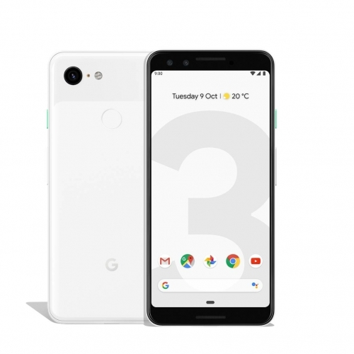Google Pixel 3 64GB clearly white (G013A)