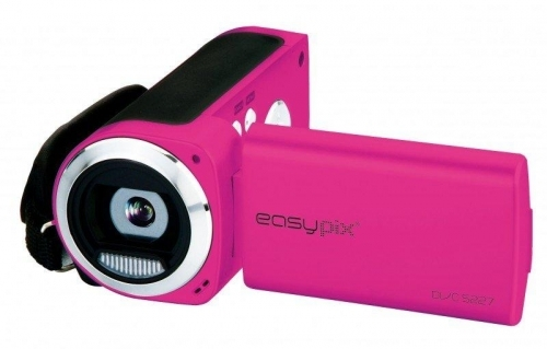 Easypix DVC5227 Flash Pink 23003