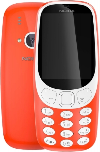 Nokia 3310 DS Red 3310