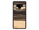 Samsung MAN&WOOD SmartPhone case Galaxy Note 9 white ebony black