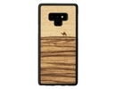 Samsung MAN&WOOD SmartPhone case Galaxy Note 9 terra black