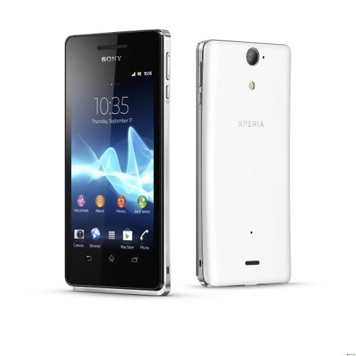 Sony LT25i Xperia V white Used