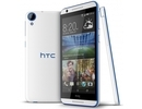 HTC D820ts Desire 820s dual sim white/blue Used