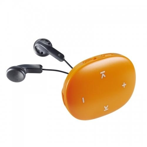 Intenso Music Dancer 8GB orange 3604565